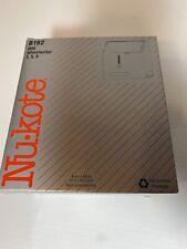 Nu Kote B192 Ibm Wheelwriter 3 5 6 Black Correctable Film Cassette Lot Of Four