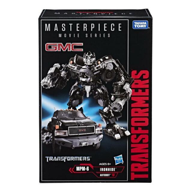 """Transformers Masterpiece Movie Series 8"""" Mpm-6 Ironhide E0705 Takara Tomy Hasbro"""