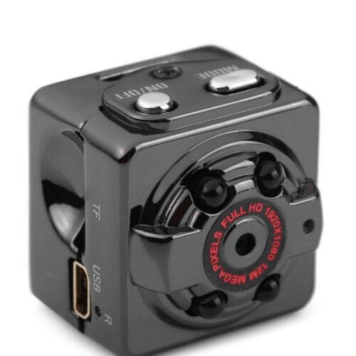 SQ8 720P Camara Mini HD DVR Infrarot Nachtsicht Spionage Camcorder Nachtsicht