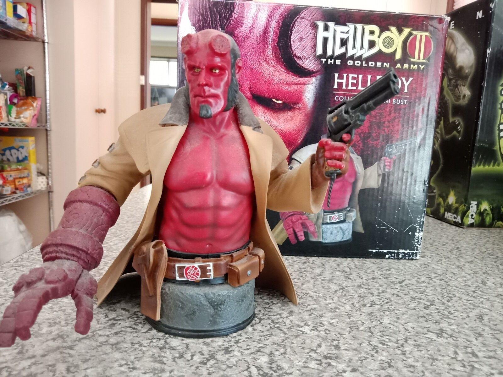 Hellboy 2 - die Goldene armee mini - pleite