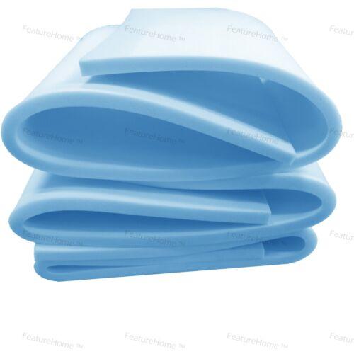 """Qualité de mousse Feuille-tous la densité et la fermeté 60/"""" X 20/"""" X toute épaisseur"""