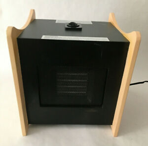 PORTABLE INFRARED ADJUSTABLE SPACE HEATER #SQ-9720 1500W LOW COST 12x13x14 NEW