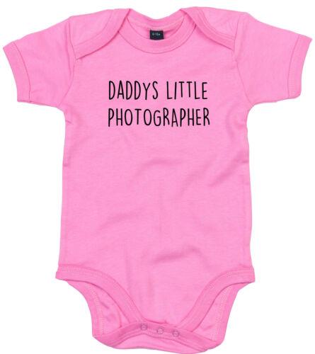 Photographe Body Costume personnalisé Daddys Little Baby Grow Cadeau