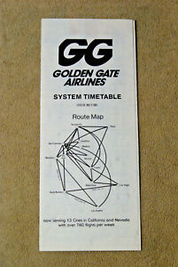 Golden-Gate-Airlines-System-Timetable-May-21-1980