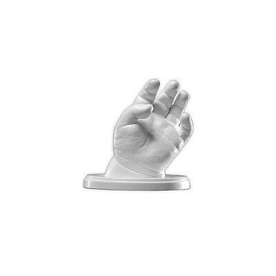 Moulage 3D | Kit Empreintes de main et du pied | Bébé 0-6 mois | max 3 moulages