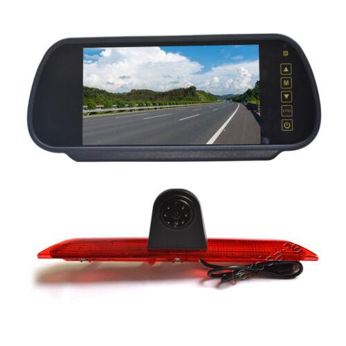 "Backup Camera for Ford Transit Van Vardsafe7/"" Replacement Mirror Monitor"