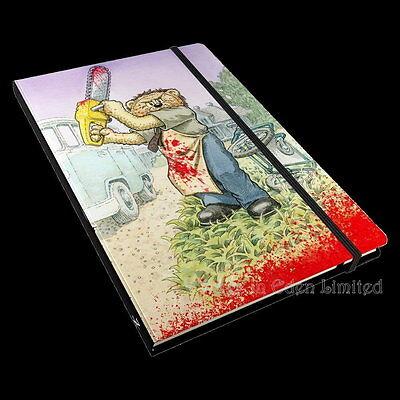 *STITCH* Bad Taste Bears Hardback Notebook Journal Sketchbook (20x14cm)