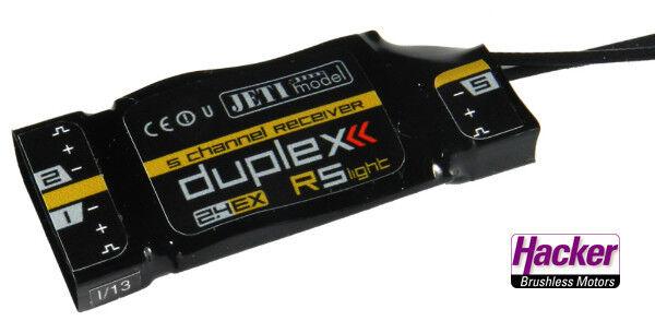 Jeti Duplex 2.4 EX GHz R 5l Ricevitore NUOVO   fino al 60% di sconto