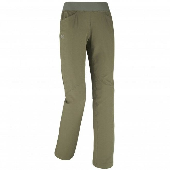 Millet Lady Wanaka Stretch Pant elásticos leves outdoorhose para señora