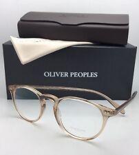 New OLIVER PEOPLES Eyeglasses RILEY R OV 5004 1471 45-20 145 Blush Pink Frames