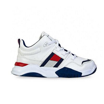 Sneaker TOMMY HILFIGER colore Bianco T3B4 30486 0815100   eBay