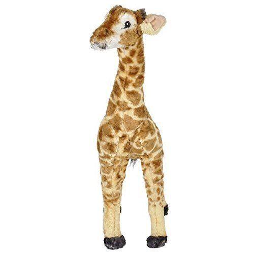 big stuffed animal giraffe plush standing tall huge giant large kid toy 25 gift for sale online. Black Bedroom Furniture Sets. Home Design Ideas