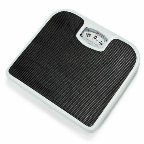 NEW LATEST Propert 130 kg Mechanical Bathroom Scales Speedometer Analogue FF