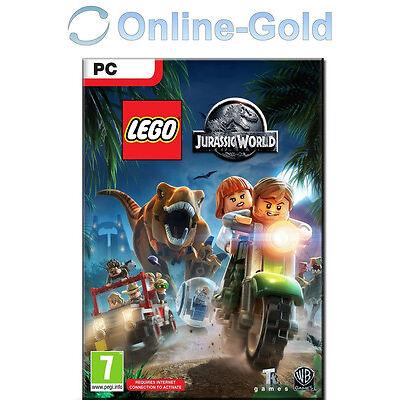 LEGO Jurassic World - PC STEAM juegos descarga únicamente [ES][EU][Nuevo]