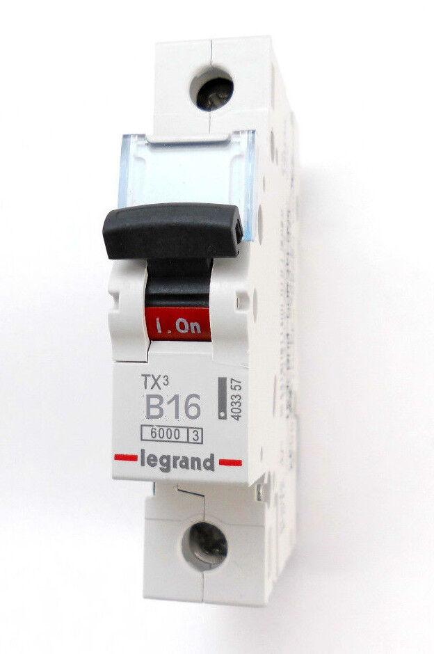 Legrand Leitungsschutzschalter Sicherung Automat C B 16 20 25 32 Fi 25 40A 30mA   Modernes Design
