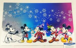 BRET-IWAN-034-MICKEY-MOUSE-034-SIGNED-METALLIC-11X17-PHOTO-DISNEY-BECKETT-BAS-COA-125