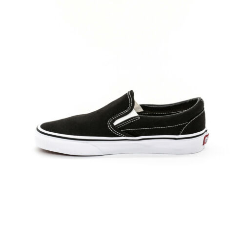 VANS SLIP-ON NERO n.38 100% ORIGINALI NUOVE !!!
