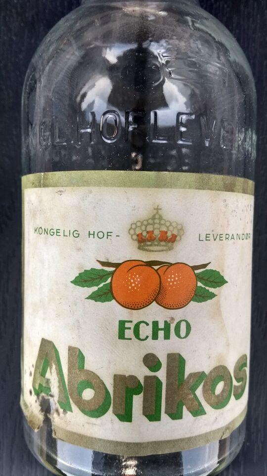 Flasker, Echo patentflaske