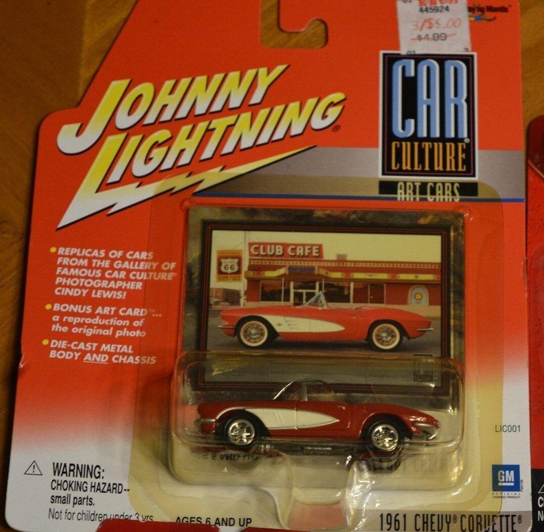 JOHNNY LIGHTNING DEAL BUY BUY BUY 5 GET 1 FREE  POKER, FIREBIRD, CORVETTE, VW, ELDORADO c7f8e8