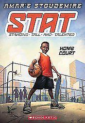 STAT: Standing Tall and Talented #1: Home Court, Stoudemire, Amar'e, Good Book