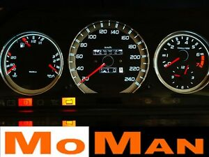 MERCEDES-BENZ-W124-W126-W201-190-glow-gauges-dials