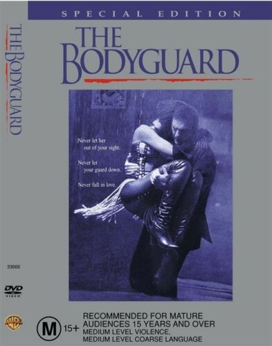 1 of 1 - The Bodyguard (DVD, 2005) - New/Sealed