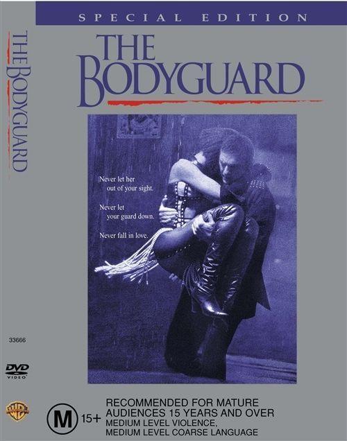 Kevin Costner Whiteney Houston The Bodyguard 1992 Spec Ed Uncut Us R1 Dvd For Sale Online Ebay