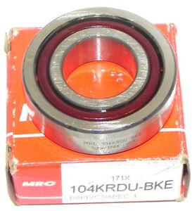 NIB MRC 110KRDU BALL BEARING BAKE//C3//ABEC-1