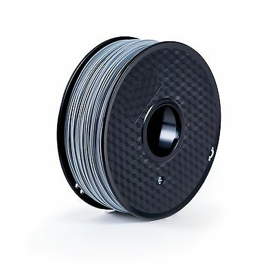 sgrl7000430c steel Gray 1.75mm 1kg Filament Intellective Paramount 3d Pla