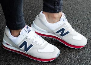Details zu NEW BALANCE 574 Sneaker Herren Herrenschuhe Turnschuhe Neu  Schuhe NB ML574ESA
