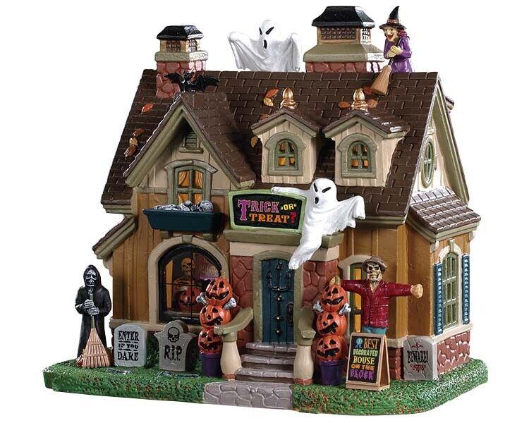 LEMAX - Spooky Winner   Halloween Spookytown Spooky Town