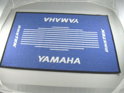 Yamaha türmatte fussmatte suciedad maletero alfombra fussmatte Door-mat moto