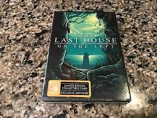Last House On The Left New Sealed DVD! 1972 Saw Red State Scream