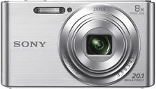 Artikelbild Digitalkamera 8fach Zoom Sony DSC-W830 Silber NEU OVP