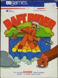 Raft-Rider-Original-Atari-2600-Game-Authentic