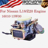 Carburetor Datsun Assy 16010-13w00 Fits 1974 Nissan 610/620/710/20 L18/z20