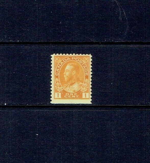 CANADA - 1911 KING GEORGE V ADMIRAL BOOKLET STAMP - SCOTT 105as - MNH