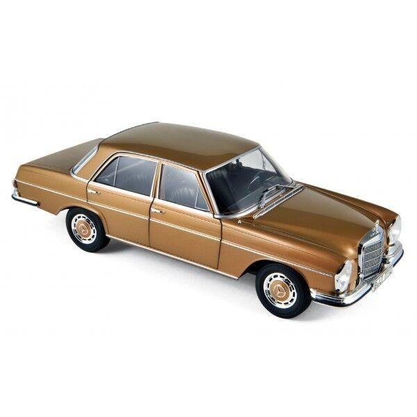 Norev 1968 Mercedes Benz 280 se Sedán (W108) 1:18 Oro  ahora EN STOCK
