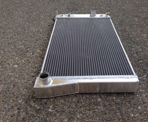 ALUMINUM RADIATOR FOR 1982-2002 CHEVROLET S10//BLAZER SMALL-BLOCK V8 5.7L