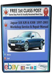 Jaguar-XJ8-XJR-X308-1997-2003-WORKSHOP-SERVICE-REPAIR-MANUAL-On-CD