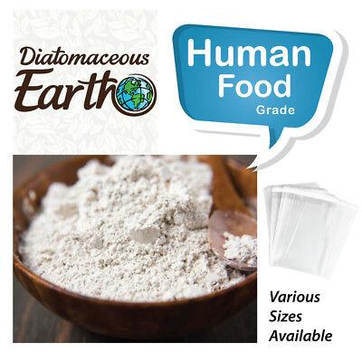Farina Di Diatomee Grado Alimentare Puro Di Acqua Dolce De Originati Per Uso Umano-mostra Il Titolo Originale Crease-Resistenza