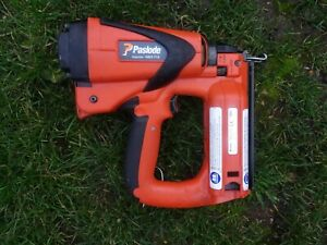 Paslode-Im65-F16-2nd-Fix-Cordless-Nail-Gun-In-Good-Condition