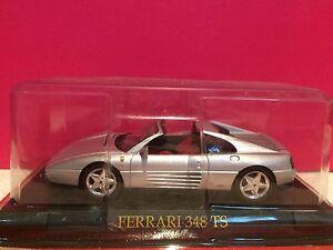 SUPERBE-FERRARI-348TS-1-43-SOUS-BLISTER