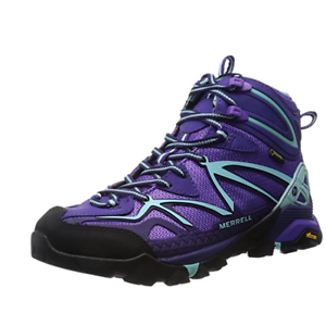 3a7d7748adf Details about Merrell Womens Capra Mid Gore-Tex Outdoors Hiking Boots Trail  Shoes US Size:6~9