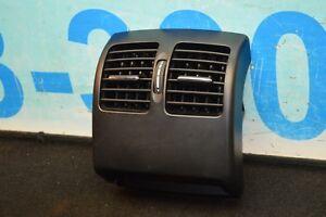 Details about 08-14 W204 MERCEDES C63 C350 C250 COUPE CENTER CONSOLE REAR  AIR AC A/C HEAT VENT