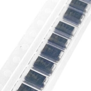 100-Pcs-SMA-1N4007-IN4007-SMD-DO-214AC-M7-SCHOTTKY-Rectifier-Diode-1A-1000V