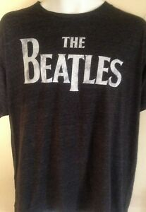 THE-BEATLES-LOGO-OFFICIAL-LARGE-T-SHIRT-2016-OUT-OF-PRINT-MCCARTNEY-ROCK