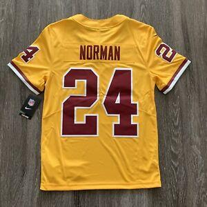 josh norman stitched jersey