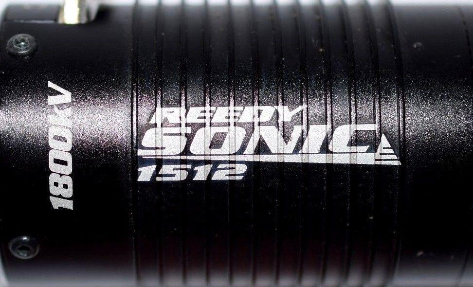 REEDY SONIC 1512 competencia sin cepillo del Motor 1800KV  988