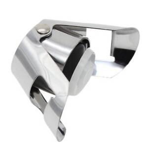 Silver-Stainless-Steel-Champagne-Stopper-Sparkling-Wine-Bottle-Plug-Sealer